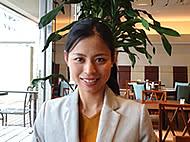 小林 祐梨子 さん